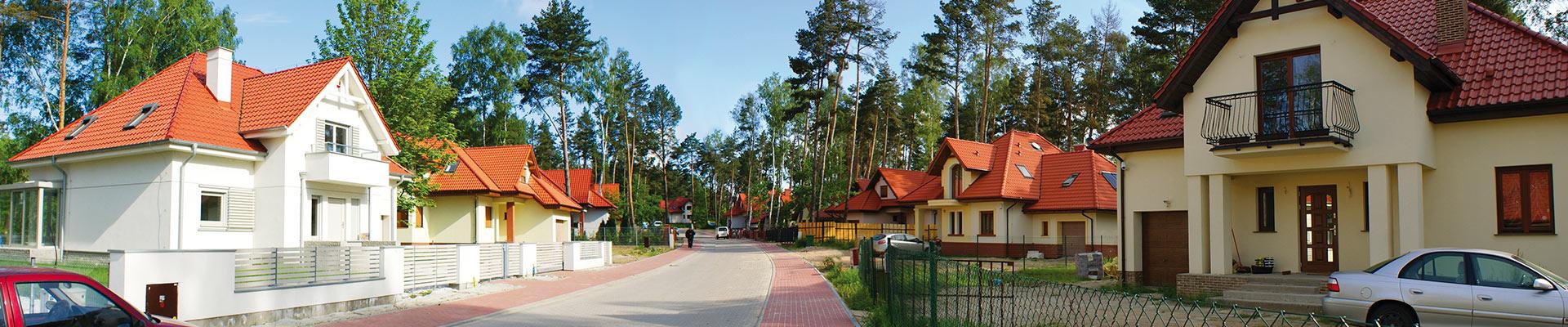 Osiedle Błękitny Staw koło Poznania